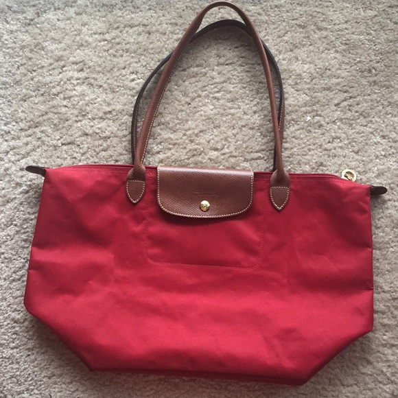 420f0270b781 Longchamp Handbags - Longchamp le pliage Tote